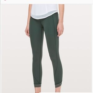 Lululemon Limited Edition Find Focus 7/8 Tight 25""